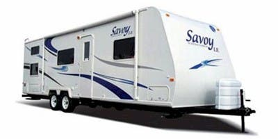 Find Specs for 2008 Holiday Rambler Savoy LE Travel Trailer RVs