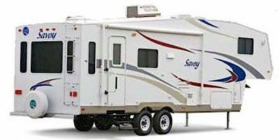 Find Specs for 2008 Holiday Rambler Savoy LE Fifth Wheel RVs