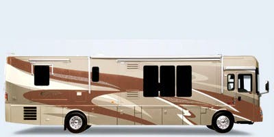 Find Specs for 2008 Itasca Ellipse Class A RVs