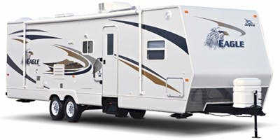 Find Specs for 2008 Jayco Eagle Travel Trailer RVs