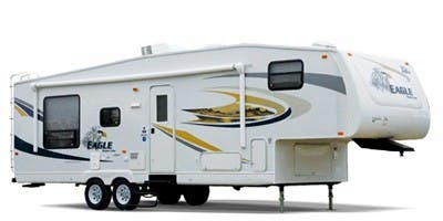 Find Specs for 2008 Jayco Eagle Super Lite Fifth Wheel RVs