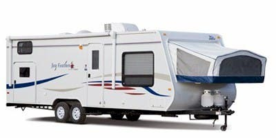 Find Specs for 2008 Jayco Jay Feather EXP Travel Trailer RVs