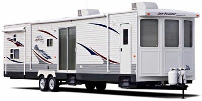Find Specs for 2008 Jayco Jay Flight Bungalow Destination Trailer RVs