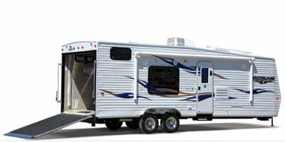 Find Specs for 2008 Jayco Octane ZX Toy Hauler RVs
