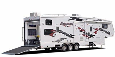 Find Specs for 2008 Jayco Recon ZX Toy Hauler RVs