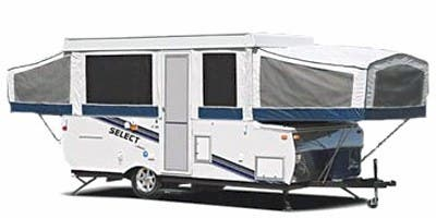 Find Specs for 2008 Jayco Select Expandable Trailer RVs