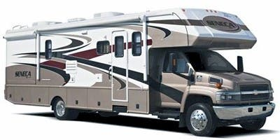 Find Specs for 2008 Jayco Seneca Toy Hauler RVs