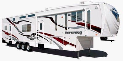 Find Specs for 2009 K-Z Inferno  RVs