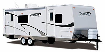 Find Specs for 2008 K-Z Sportsmen Travel Trailer RVs