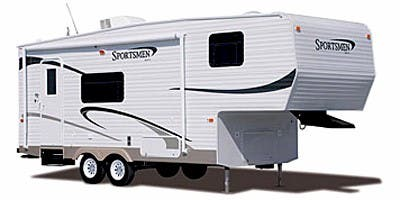 Find Specs for 2008 K-Z Sportsmen Fifth Wheel RVs