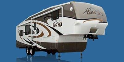 Find Specs for 2008 Keystone Big Sky Fifth Wheel RVs