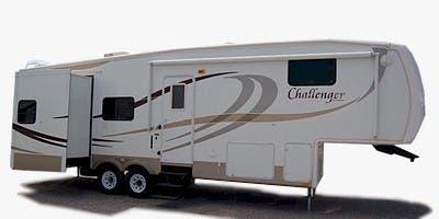 Find Specs for 2008 Keystone Challenger Fifth Wheel RVs