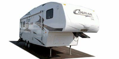 Find Specs for 2008 Keystone Cougar XLite Fifth Wheel RVs