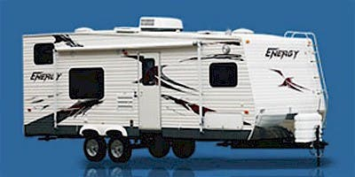 Find Specs for 2008 Keystone Energy Toy Hauler RVs