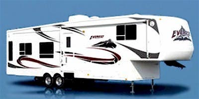 Find Specs for 2008 Keystone Everest Fifth Wheel RVs