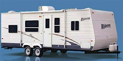 Find Specs for Keystone Hideout Toy Hauler RVs