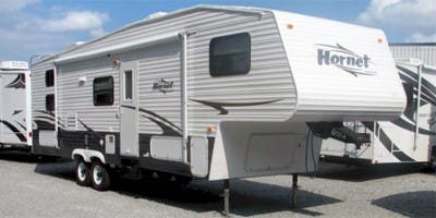 Find Specs for 2009 Keystone Hornet Fifth Wheel RVs