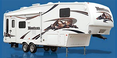 Find Specs for Keystone Montana Fifth Wheel RVs