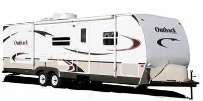 Find Specs for 2008 Keystone Outback Toy Hauler RVs