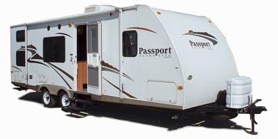 Find Specs for 2008 Keystone Passport Travel Trailer RVs
