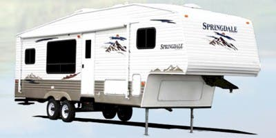 Find Specs for 2008 Keystone Springdale Fifth Wheel RVs