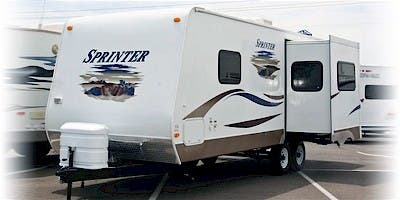 Find Specs for 2008 Keystone Sprinter Travel Trailer RVs