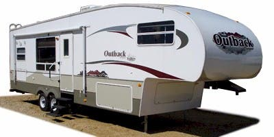 Find Specs for 2008 Keystone Outback Sydney Edition Fifth Wheel RVs