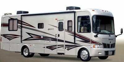 Find Specs for 2008 Monaco RV Monarch Class A RVs
