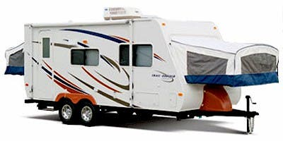 Find Specs for 2008 R-Vision Trail-Cruiser Travel Trailer RVs