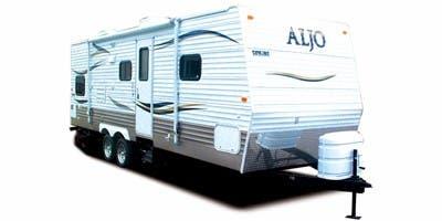 find specs for 2008 skyline aljo travel trailer rvs