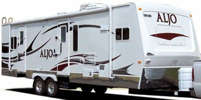 Find Specs for 2009 Skyline Aljo Aluma-Bond Travel Trailer RVs