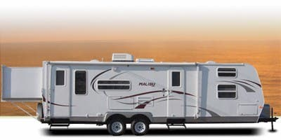 Find Specs for 2008 Skyline Malibu Toy Hauler RVs