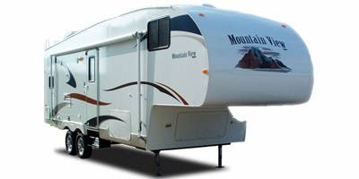 Find Specs for 2008 Skyline Mountain View Fifth Wheel RVs