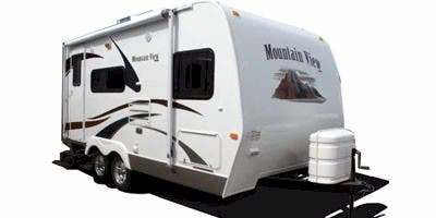 Find Specs for 2008 Skyline Mountain View Toy Hauler RVs