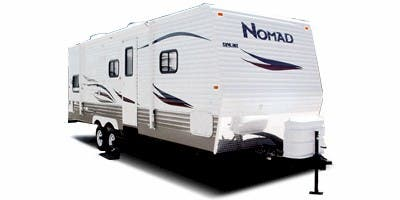 Find Specs for 2008 Skyline Nomad Toy Hauler RVs