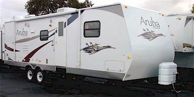 Find Specs for 2008 Starcraft Aruba RVs
