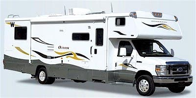 Find complete specifications for Winnebago Outlook Class C RVs Here