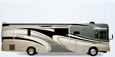 Find Specs for 2008 Winnebago Vectra Class A RVs