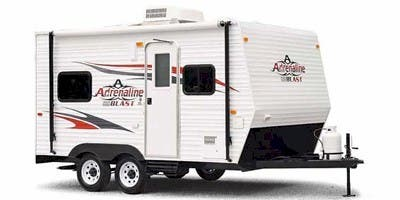 Find Specs for 2009 Coachmen Adrenaline Toy Hauler RVs
