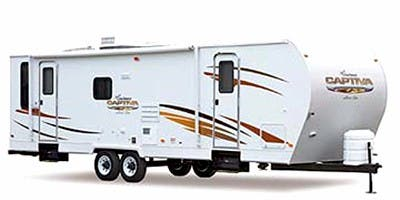 Find Specs for 2009 Coachmen Captiva Ultra Lite Travel Trailer RVs