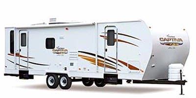 Find Specs for 2009 Coachmen Captiva Ultra Lite Travel Trailer RVs