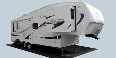 Find Specs for 2009 Coachmen Chaparral Fifth Wheel RVs