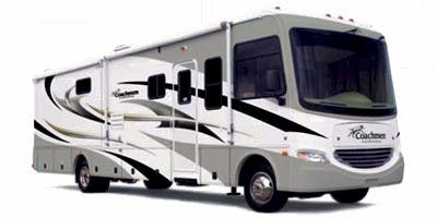 Find Specs for 2009 Coachmen Mirada Class A RVs