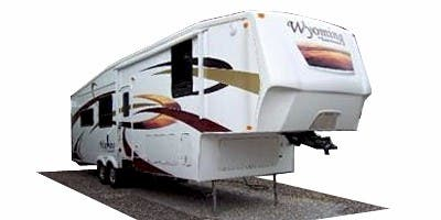 Find Specs for 2009 Coachmen Wyoming  Fifth Wheel RVs