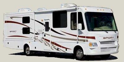 Find Specs for 2009 Damon Daybreak Sport Class A RVs