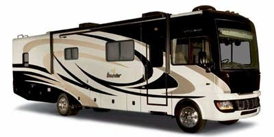 Find Specs for 2009 Fleetwood Bounder Class A RVs