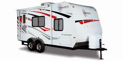 Find Specs for 2009 Fleetwood Compass Travel Trailer RVs