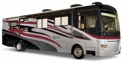 Find Specs for 2009 Fleetwood Discovery Class A RVs