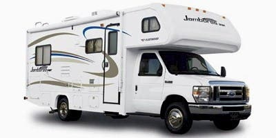 Find Specs for 2009 Fleetwood Jamboree Sport Class C RVs