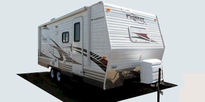 Find Specs for 2009 Fleetwood Pioneer Travel Trailer RVs